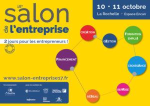Coapi au Salon de l'entreprise de La Rochelle 2017 @ Espace Encan | La Rochelle | Nouvelle-Aquitaine | France
