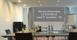 La Rochelle 18h - Réunion d'information Coapi @ Coapi - Le sextant - étage 1 - porte 2 | La Rochelle | Nouvelle-Aquitaine | France