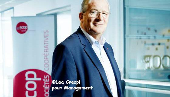 Jacques Landriot President CGScop