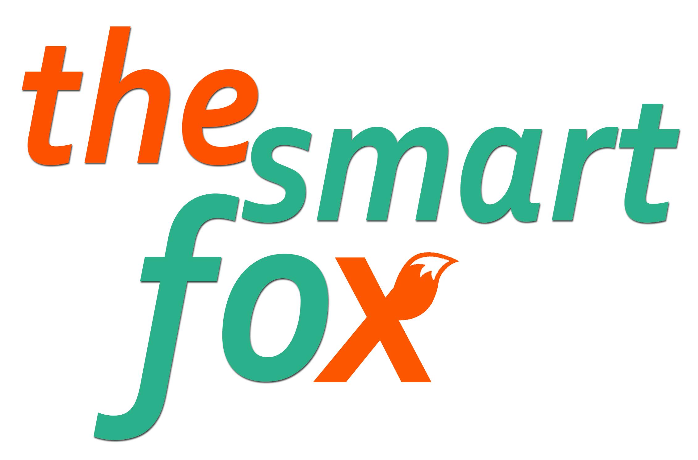 caroline chebassier logo the smart fox la rochelle charente maritime